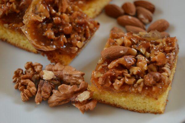 sweet, nuts, dessert